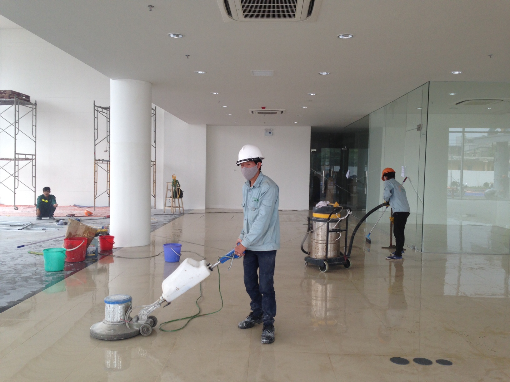 Dịch vụ vệ sinh công nghiệp tại Đà Lạt – Lâm đồng Uy tín là thành công