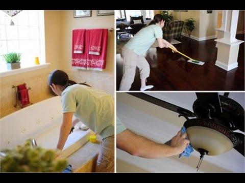 Dịch vụ vệ sinh nhà ở tại Đà Lạt