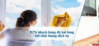 Dịch vụ vệ sinh tại Đà Lạt giá rẻ – Khách hàng hài lòng 97% – Dịch vụ tin dùng số 1